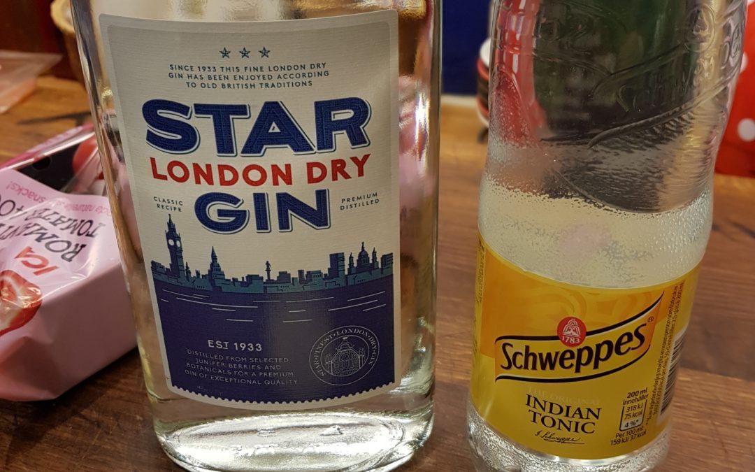 Star Nr 30. Dry Gin