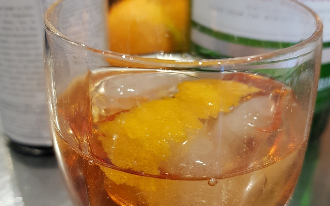 Old Fashioned – original med gin