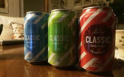 tre classic longdrinks