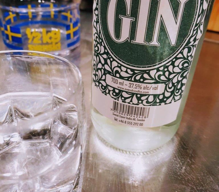En Helt Vanlig Gin