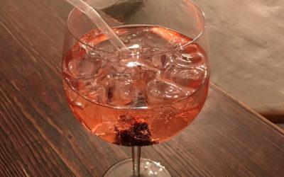 Sorbet Edgerton Pink Gin