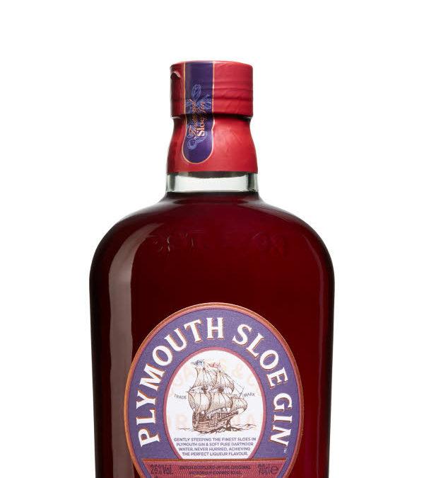 Plymouth Sloe Gin på Systembolaget 1 Mars