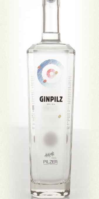 GinPilz Dry Gin på Systembolaget 3 Mars