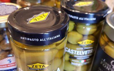 Vilken är den ultimata oliven till en klassisk Dry Martini?